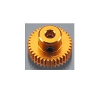 Golden Horizons Aluminum Pinion Gear 64P 37T 01260