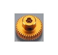 Golden Horizons Aluminum Pinion Gear 64P 38T 01261