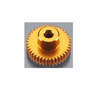 Golden Horizons Aluminum Pinion Gear 64P 40T 01263
