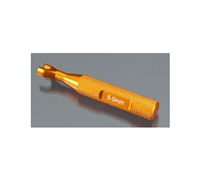 Golden Horizons Turnbuckle Wrench Aluminum 5mm Orange 01311