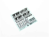 Tamiya TB03 Sticker 1420308