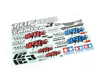 Tamiya GP Body Sticker for 49497 TRF801XT 1424443