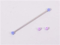 Tamiya Mini 4WD Hollow Propeller Shaft for Super X Chassis 15234