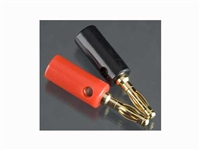 TEAM INTEGY Euro Banana Plug Male 2pcs 2596