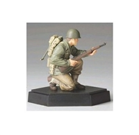 Tamiya 1:35 Scale U.S. Army Assult Infantry Rifleman B 26009