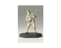 Tamiya 1:35 Scale U.S. Army Assult Infantry Machine Gunner 26010