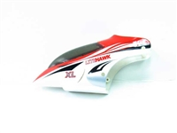 LiteHawk XL Pre Finished Body Red 285-301R