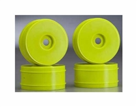 JConcepts Mono Max-ups 1:8 Buggy Wheel 4pcs Yellow 3302Y