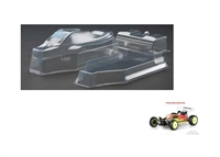 PRO-LINE 1:10 Buggy BullDog Clear Body for Team Associated B44.1 3343-00