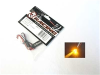 3Racing 5mm Normal LED Light Orange 3RAC-NLD05/OR
