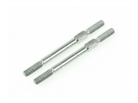 3Racing 64 Titanium 3mm Turnbuckle 3x42mm 2pcs 3RAC-TR342