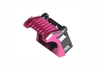 3Racing Aluminum Brushless 540 Motor Heatsink Cooling Fan Pink 3RACMHS009PK