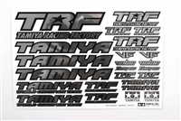 Tamiya TRF Sticker C Mirror Finish 42234
