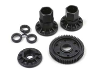 Tamiya F1 Spare Gear Set 50506