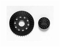 Tamiya F201 G Parts Ring Gear 50934