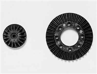 Tamiya TB Evolution IV Front One-Way Gear Set 51109