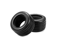 Tamiya F201 Reinforced Tires Type A Front 2pcs 53564