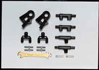 Tamiya Adjustable Upper Arm Set TT01 TGS 53674