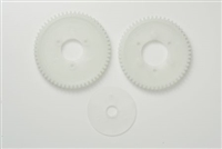 Tamiya NDF-01 2-Speed Transmission Driven Gear 54T 57T 53814
