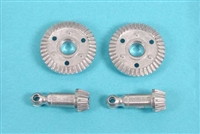 Tamiya NDF-01 Bevel Pinion 14T & Ring Gear 39T 53852