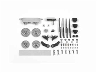 Tamiya 1:10 Touring Car Body Accessory Parts Set  54139