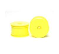 Tamiya DN-01 Rear Dish Wheels Fluorescent Yellow 54287