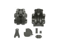 Tamiya DB02 Carbon Reinforced S Parts Rear Gear Case 54349