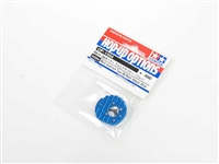 Tamiya RM01 Aluminum Type 380 Motor Adapter Blue 54354