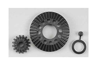 HPI Pro4 Bevel Gear Set 39T 16T Spacer 73501