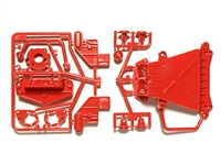 Tamiya 84345 RC CW01 D Parts (Under Guard) - Red Lunch Box Midnight Pumpkin Montero