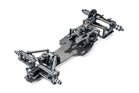 TRF102 Chassis Kit - TRF102 Black Edition 84432