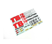 Tamiya Sticker for 58267 TB Evolution 9495358