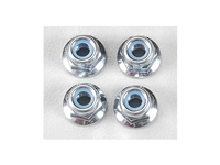 Tamiya 4mm Flange Locknut for 57602 9805557