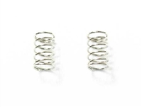 Tamiya Silver Coil Spring 2pcs 9805699