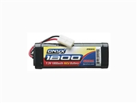 DuraTrax 6 Cell Onyx 7.2V 1800mAh NiCd Stick Battery Pack with Standand Connector DTXC2010