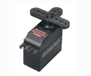 FUTABA BLS451 Brushless Digital Hi Speed Torque Servo FUTM0552