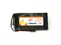 IP Battery 9.9V 1600mAh TX Battery Pack for Futaba 3PK 3PKS IP-LE1600J3S