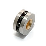 JAAD 2x6mm Ceramic Nitride Pre Assembled Thrust Bearing JDRCT0206