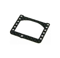 3Racing Replacement Graphite Upper Plate KZ-01B/WO