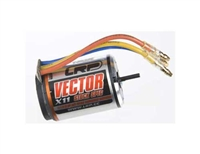 LRP Vector X11 13.5 Turn Brushless Motor LRP50840