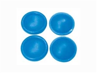 Muchmore RACING Oil Mix Silicone Diaphragm 30 Deg. Blue for Shock MK-R04