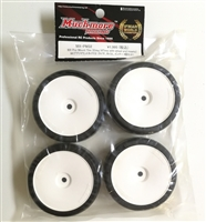 MuchMore Racing MX Pre-Mount Tire 32deg (4 Tires with Inserts not glue) MX-PM32