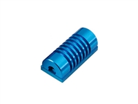 Muchmore RACING Wire Heatsink Blue MR-WCB