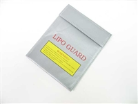 Lipo Safely Lipo Battery Charging Sack 22cmx18cm MUCH012