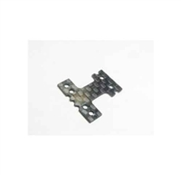 3Racing Graphite H Plate for Mini-Z MM Chassis Soft MZII-001A