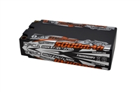 Team ORCA HV GENERATION 2 5000MAH 7.4V 100C SHORTY RACE PACK