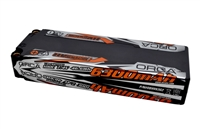 Team ORCA HV GENERATION 2 6300MAH 7.4V 100C RACE PACK