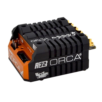 TEAM ORCA R32 BRUSHLESS ESC ORANGE