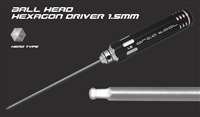 ORCA 1.5mm Ball Head Hex Driver