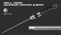 ORCA 2.0mm Ball Head Hex Driver